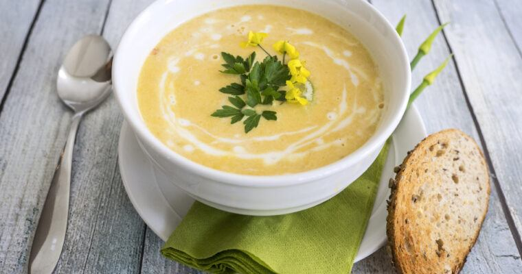 Autumn Butternut Squash Soup