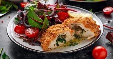 Homemade Chicken Kiev